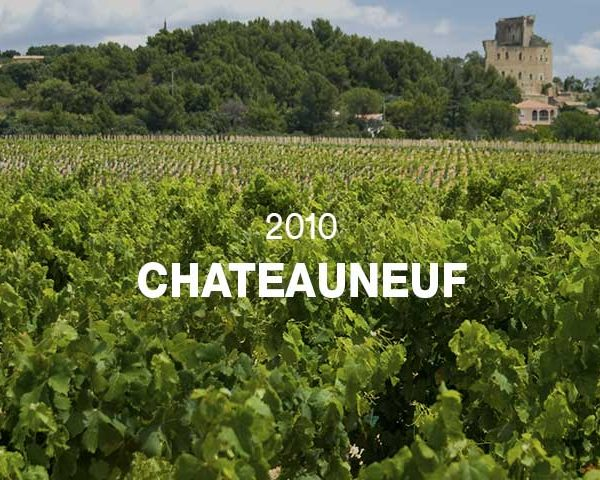 2010 - CHATEAUNEUF