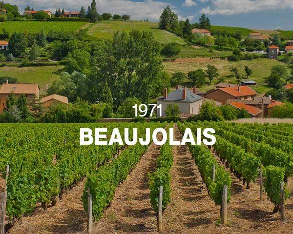 1971 - BEAUJOLAIS