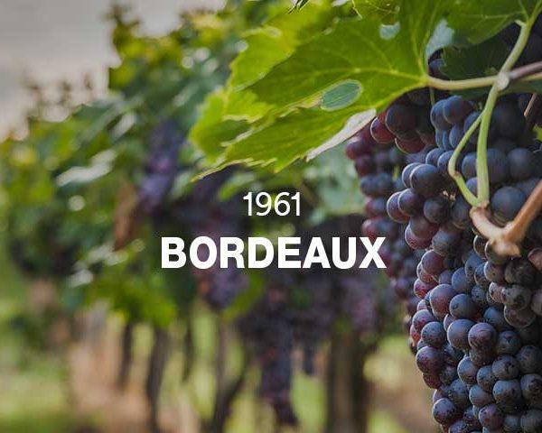 1961 - BORDEAUX