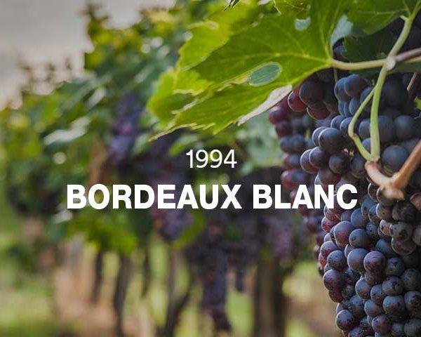 1994 - BORDEAUX BLANC