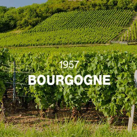 1957 - BOURGOGNE