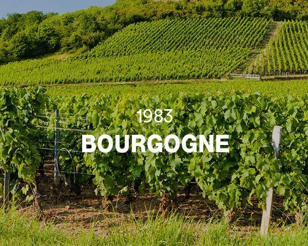 1983 - BOURGOGNE