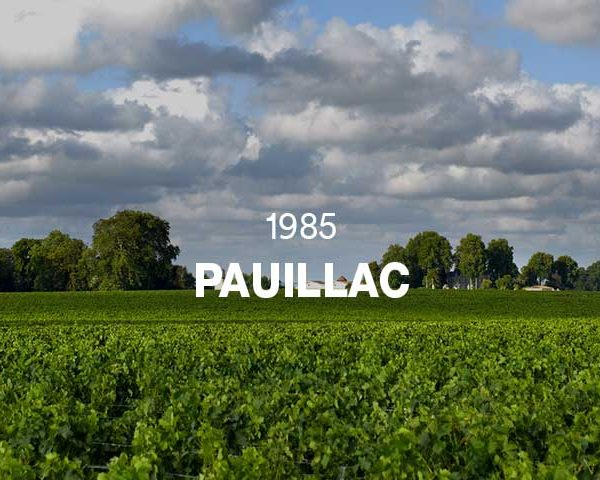 1985 - PAUILLAC