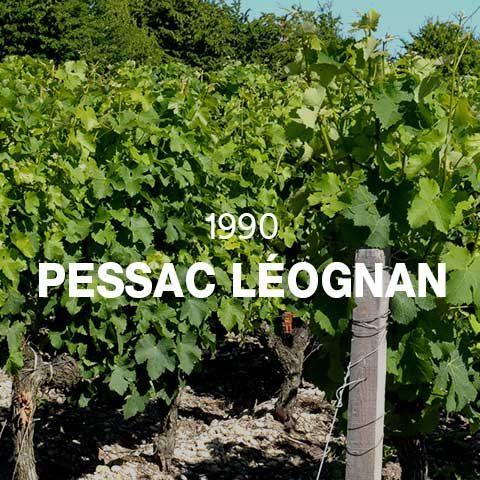 1990 - PESSAC LÉOGNAN