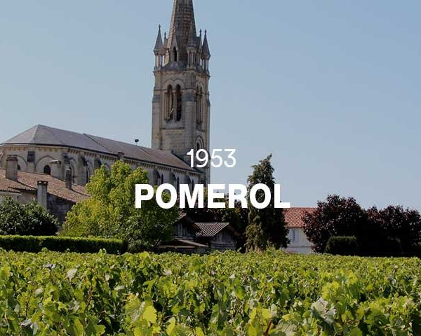 1953 - POMEROL