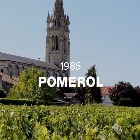 1985 - POMEROL