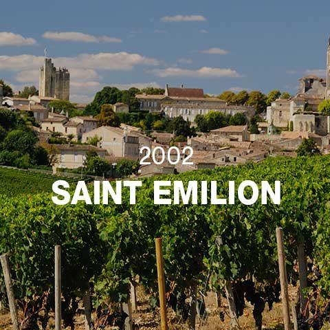 2002 - SAINT EMILION