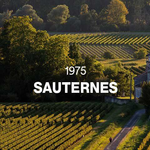 1975 - SAUTERNES